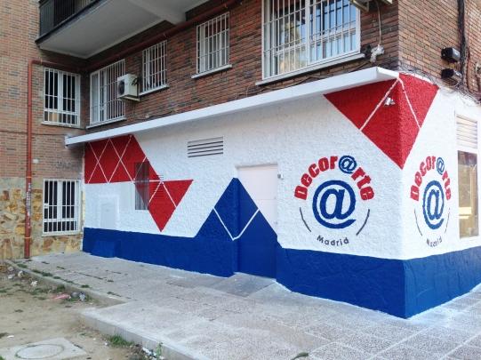 Decorarte graffiti. Graffitero Madrid