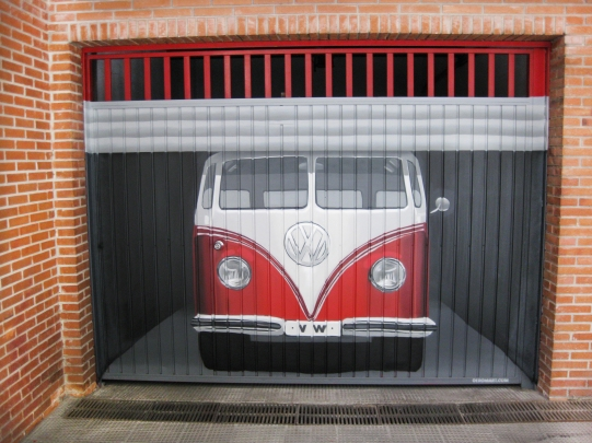 Garaje graffiti